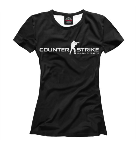 Футболка Print Bar Counter-Strike Global Offensive свитшот print bar counter strike go