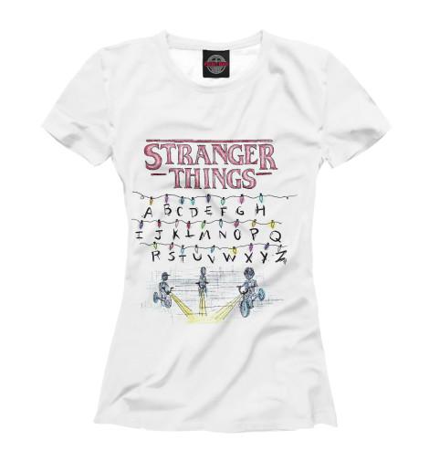 Футболка Print Bar Stranger Things футболка print bar stranger things