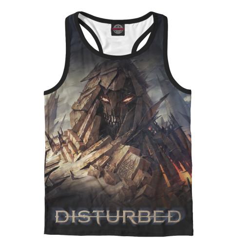 Майка борцовка Print Bar Disturbed disturbed disturbed ten thousand fists cd dvd