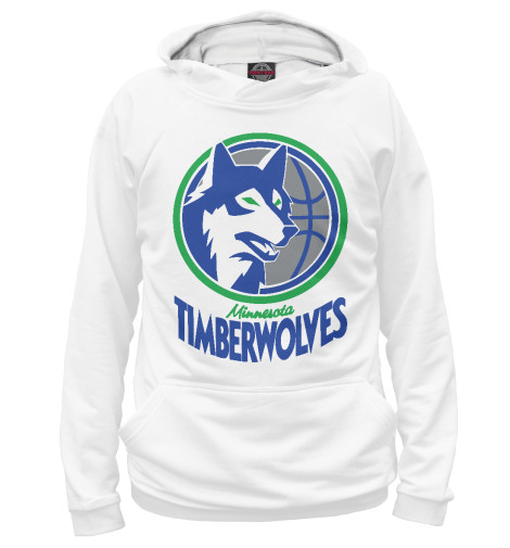 Худи Print Bar Minnesota Timberwolves ботинки meindl meindl minnesota pro женские