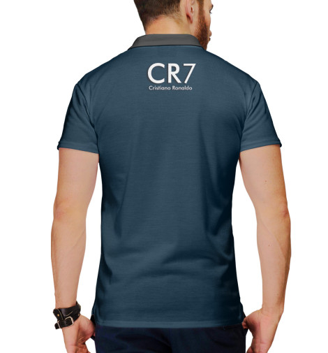 Поло Print Bar Cristiano Ronaldo CR7 поло print bar камень
