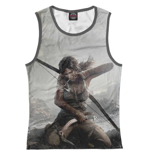 Майка Print Bar Tomb Raider худи print bar tomb raider
