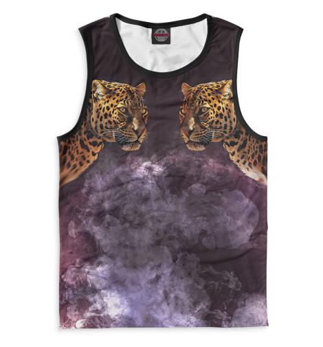 Купить Майка для мальчика Леопард HIS-664198-may-2