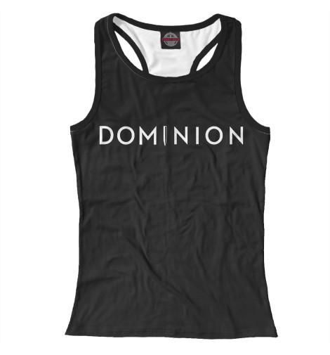Майка борцовка Print Bar Dominion чайная пара dominion королевская