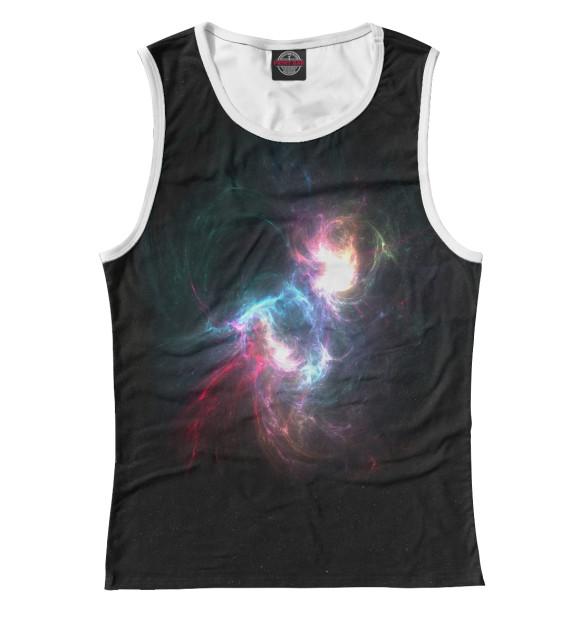 Купить Майка для девочки Вселенная MAC-821469-may-1