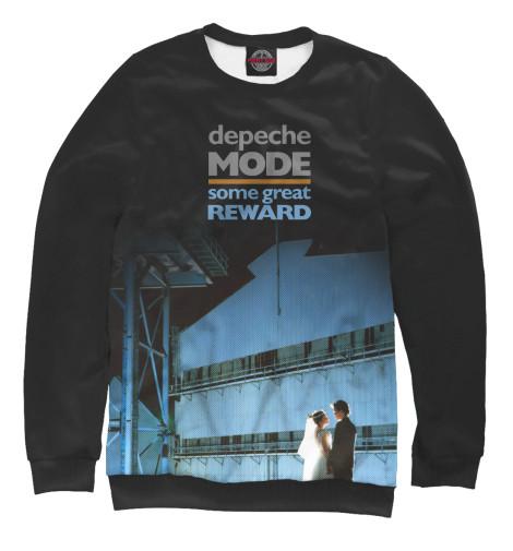 Свитшот Print Bar Some Great Reward виниловые пластинки depeche mode some great reward 180 gram gatefold