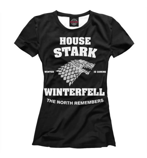 Фото Футболка Print Bar House Stark футболка print bar house artaxiad