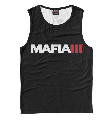 Майка Print Bar Mafia 3 ps4 mafia iii [русские субтитры]