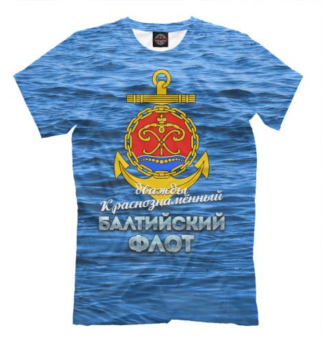 Футболка Print Bar Балтийский флот ВМФ