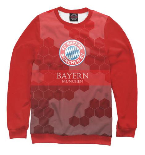 где купить Свитшот Print Bar Bayern Munchen по лучшей цене