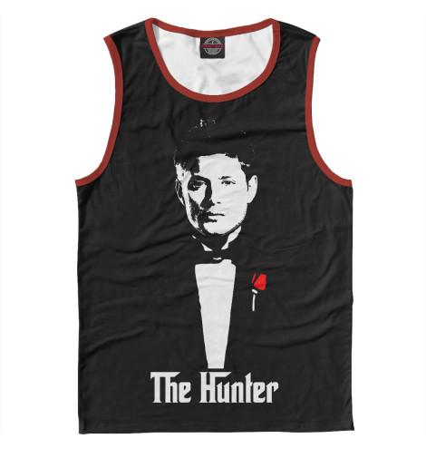 Майка Print Bar The Hunter майка print bar the hunter