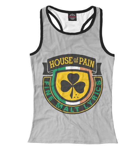 Майка борцовка Print Bar House of Pain