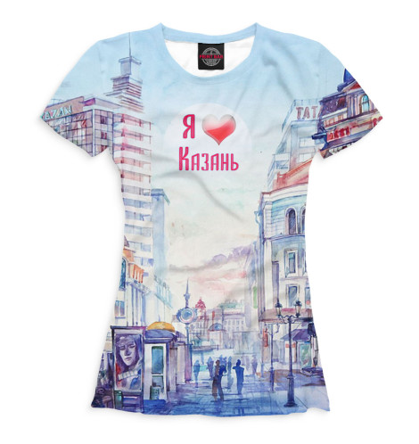 Футболка Print Bar Казань