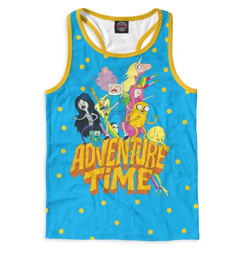 Купить Мужская майка-борцовка Adventure Time ADV-940143-mayb-2