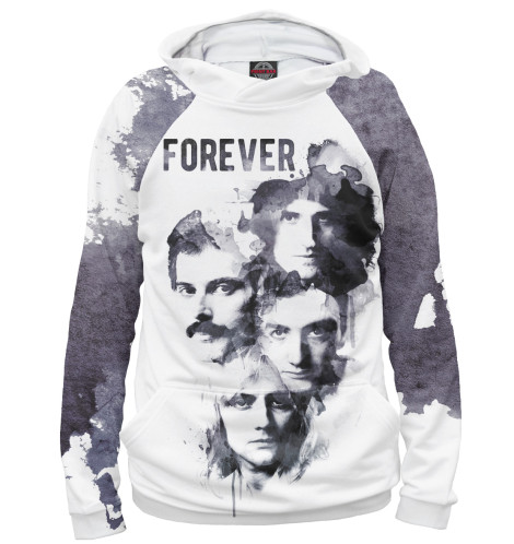 Худи Print Bar Forever худи print bar forever young