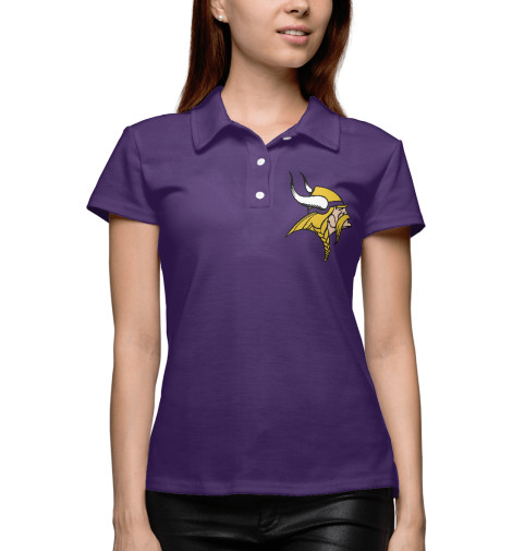 Поло Print Bar Minnesota Vikings ботинки meindl meindl minnesota pro женские