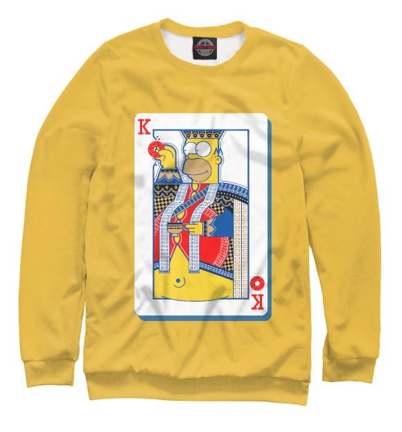 Купить Мужской свитшот King Homer SIM-122764-swi-2