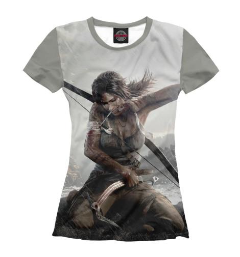 Футболка Print Bar Tomb Raider худи print bar tomb raider