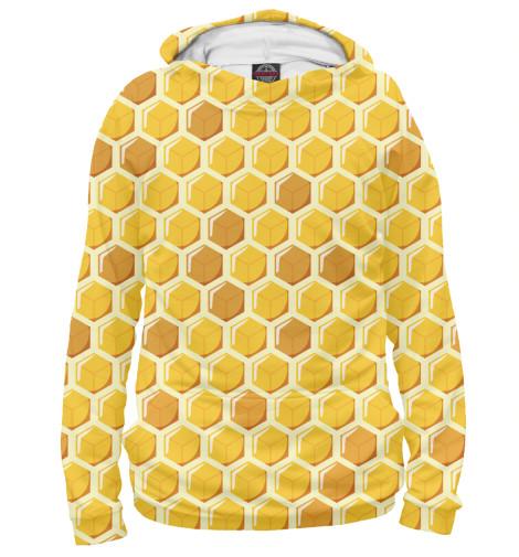 Худи Print Bar Медовые соты худи print bar медовые соты