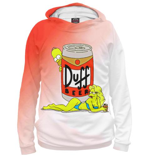 Купить Женское худи Duff Beer SIM-738037-hud-1