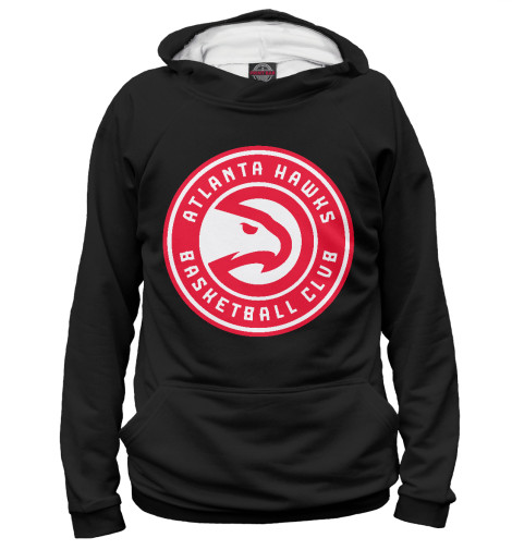 Худи Print Bar Atlanta Hawks свитшот print bar tony hawks underground 2