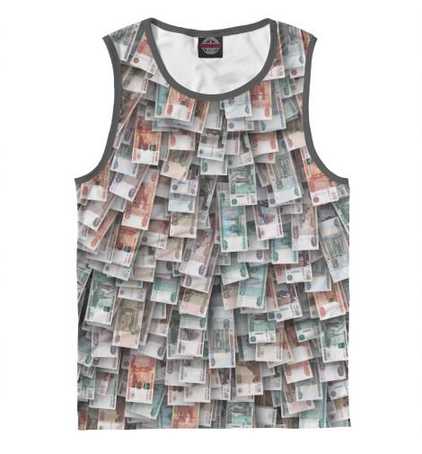 Майка Print Bar Российские деньги