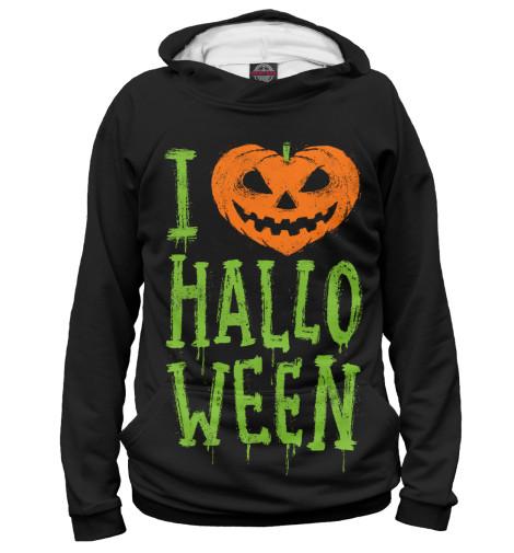 Худи Print Bar I Love Halloween худи print bar i love halloween