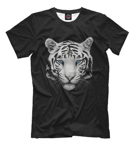 Футболка Print Bar Белый тигр футболка print bar белый тигр