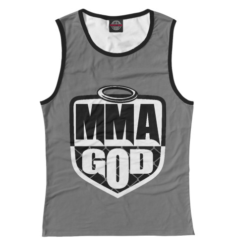 Майка Print Bar MMA God mma 300 5 20