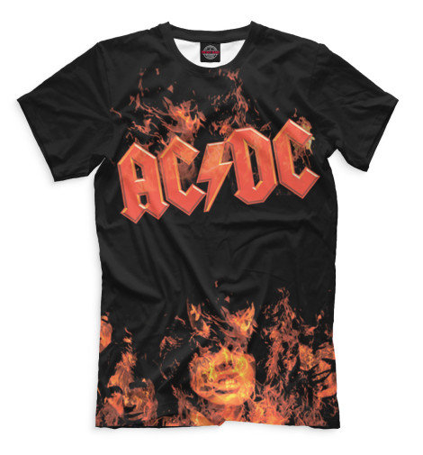 Мужская футболка AC/DC