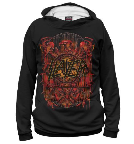 Худи Print Bar Slayer - thrash metal band скобы novus 23 24 super 1000шт 042 0644