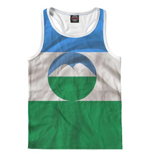 Майка борцовка Print Bar Кабардино-Балкария футболка рингер printio республика кабардино балкария нальчик