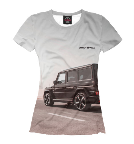 Футболка Print Bar Mercedes-Benz G-класс mercedes а 160 с пробегом