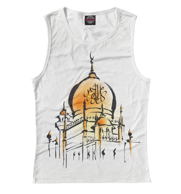Купить Майка для девочки Ислам ISL-807194-may-1