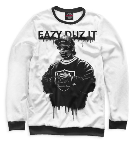 Женский свитшот Eazy-E