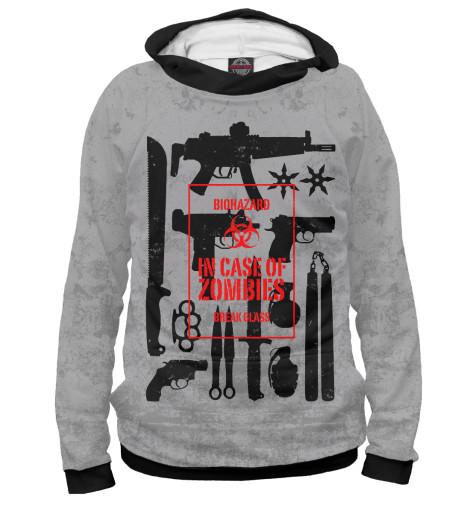 Худи Print Bar Оружие против зомби худи print bar оружие
