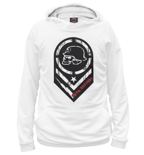 Худи Print Bar Metal Mulisha футболка metal mulisha basic training black