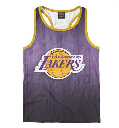 Майка борцовка Print Bar Los Angeles Lakers блуза marciano los angeles marciano los angeles ma087ewvpk39