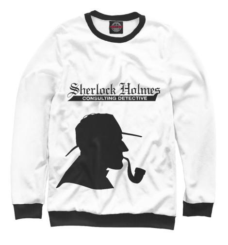Свитшот Print Bar Шерлок Холмс