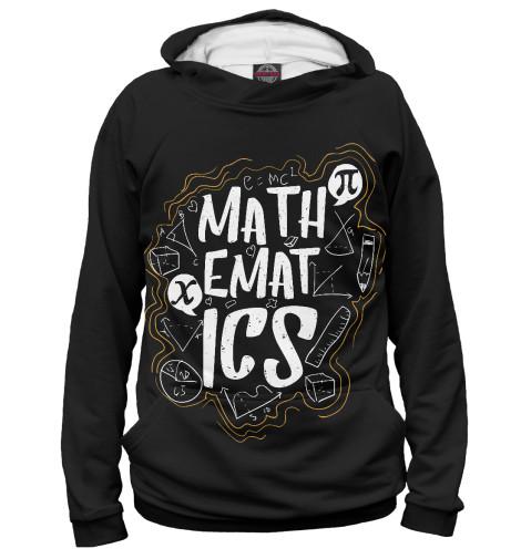 Худи Print Bar Математика математика