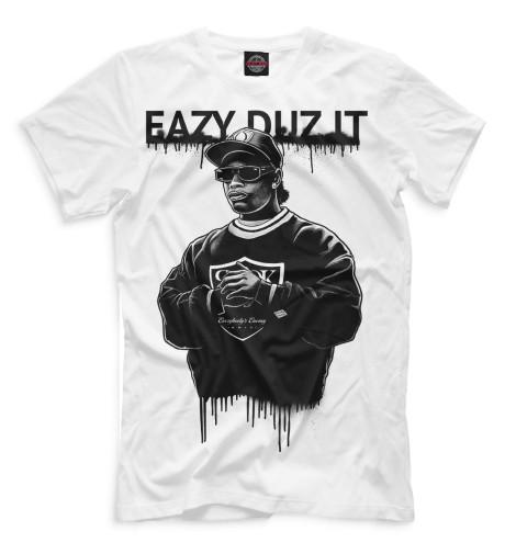 Мужская футболка Eazy-E