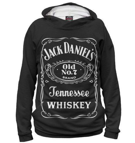 Худи Print Bar Jack Daniels mainstreaming of children rescued from child labour