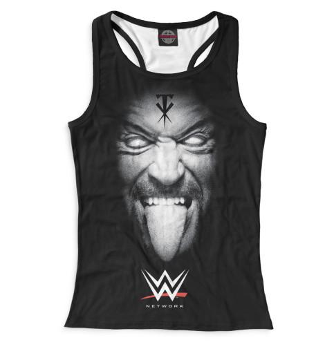 Женская майка-борцовка Undertaker