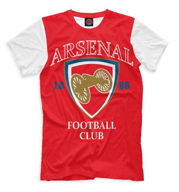 Купить Мужская футболка со знаком FC Arsenal
