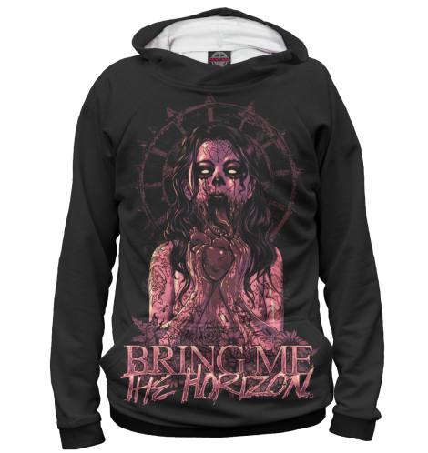 Купить Женское худи Bring Me The Horizon BRI-328517-hud-1