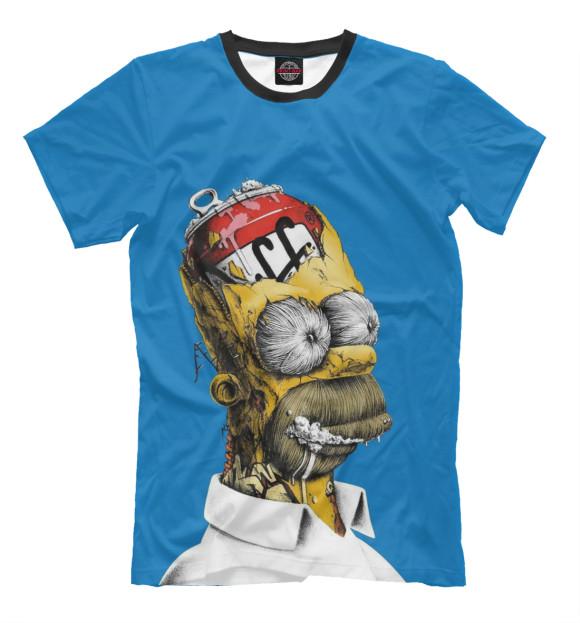 Купить Мужская футболка Гомер SIM-570867-fut-2