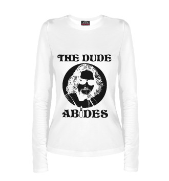 Женский Лонгслив The Dude Abides